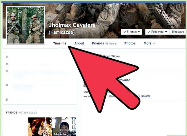 Imagen titulada Start a Conversation with a Guy on Facebook Step 14