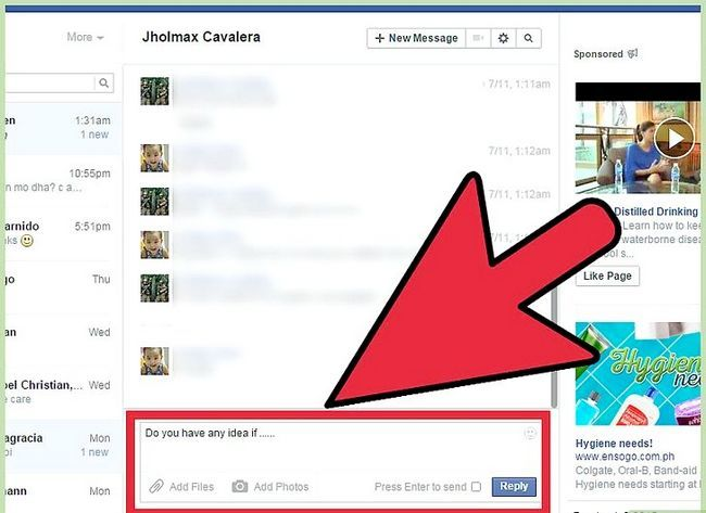 Imagen titulada Start a Conversation with a Guy on Facebook Step 21