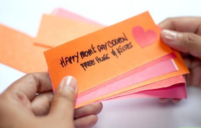 Imagine cu numele Make the Mother`s Day Coupons Step 7