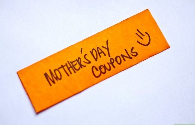 Imagine cu numele Make the Mother`s Day Coupons Step 9