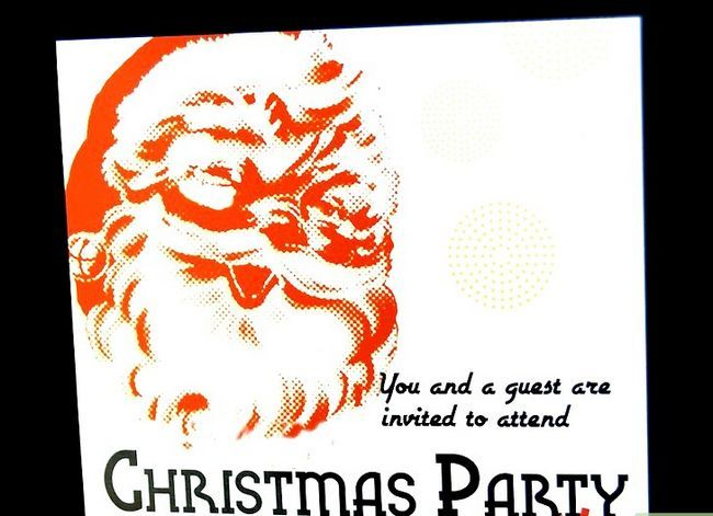 Imagen titulada Throw a Christmas Party As a Teenager Step 8
